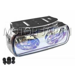 REFLEKTOR LIGHTBAR LAMPA PRZÓD PODWÓJNA 12V H3